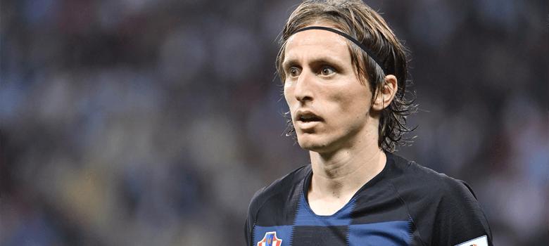 Luka Modric has been key for Croatia reaching the final of the World Cup 2018