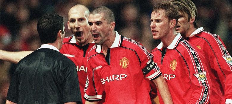 Vinnie Jones on his battles with Roy Keane image