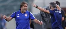 Olympiakos boss Pedro Martins