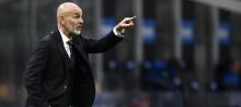 Milan boss Stefano Pioli