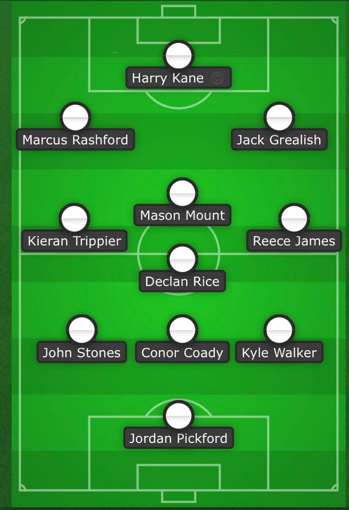 Vinnie Jones favourite England team